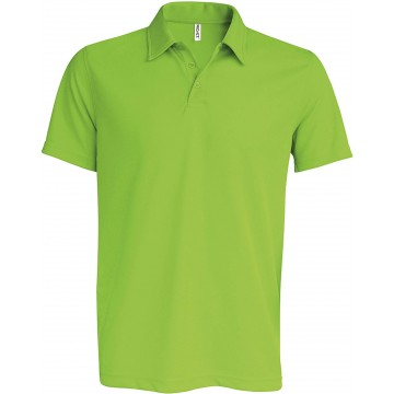 POLO SPORT MANCHES COURTES HOMME